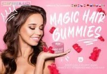 Magic Hair hair gummies hajvitamin