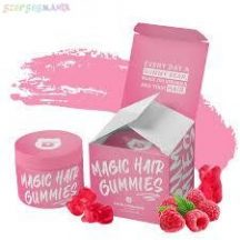 Magic Hair hair gummies hajvitamin (3 havi kúra)
