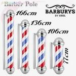 Barber Pole /Barber shop jelölő tábla (Barburys 166cm)